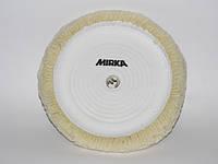 Круг полировальный Mirka из крученой шерстяной нити 180мм