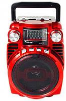 Радиоприемник портативный Golon RX BT03 Красный