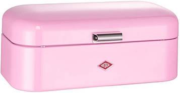 Хлебница Wesco Grandy, цвет - розовый.