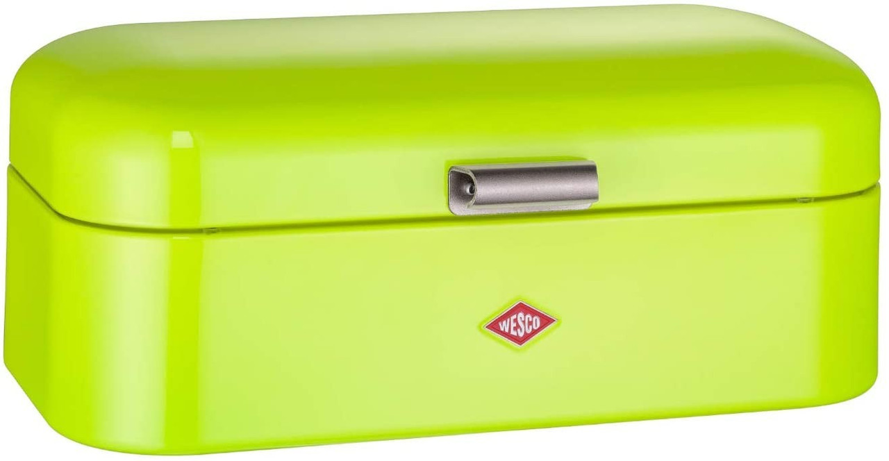 Хлебница Wesco Grandy, цвет - зеленый (лайм).