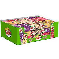 Жевательные конфеты Fritt Smoothie Style фруктовые 30x6 разные вкусы 2100 грамм