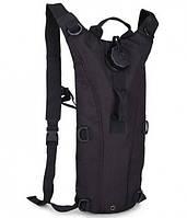 Рюкзак туристический с питьевой системой ABX B09 Черный
