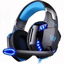 Навушники Kotion Each G2000 Blue Black