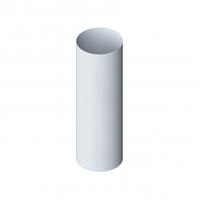 Труба водосточная ПВХ 3м.Водосточные системы Альта-Профиль
