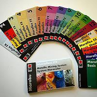 Maraflex FX Трафаретная краска на основе растворителей для изготовления идентификационных карт.