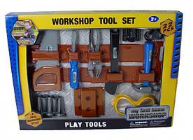 Игровой набор инструментов 22 детали ABX Workshop Tool Set 29118-19