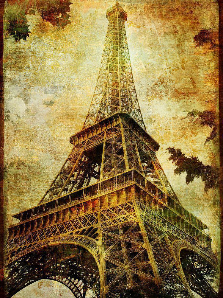 """Набор алмазной вышивки """"Удивительный Париж"""""""