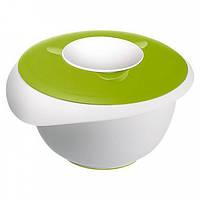 Емкость для взбивания миксером с крышкой 3.5 л WESTMARK W3155227A Зеленый