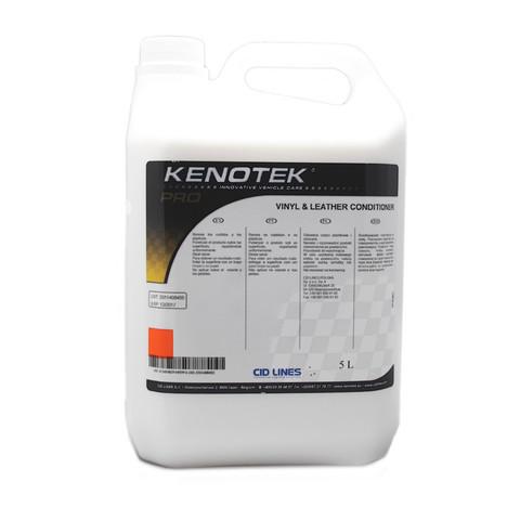 Kenotek Vinyl & Leather Conditioner, 5л Кондиционер для пластика и кожи