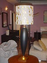 Настільна лампа Італія Carlesso. SINIS T oro