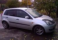 Ветровики на Форд Fiesta V 5d 2002-2008