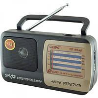 Радиоприёмник КIPO KB-408 Черный