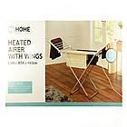 Сушарка для білизни електрична My Home 148 x 54 x 93 см електросушарка, фото 3