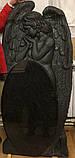 Элитный детский памятник с ангелом №514, фото 6