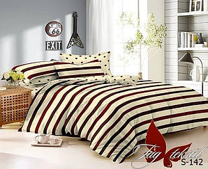 ТМ TAG Комплект постельного белья с компаньоном S-142