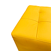 "Пуф ""Box"" Жовтий"