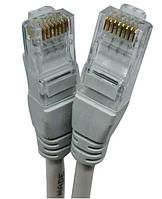 Патч-корд для интернета HLV LAN 13525-8 5 м White