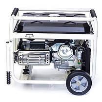 Бензиновый генератор Matari MX7000E-ATS, фото 3