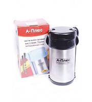 Термос для пищи А-Плюс 5518 2 л,электрочайники,кухонная посуда,чайники,электрический,термосы