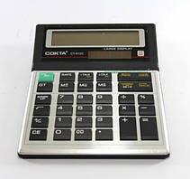 Калькулятор бухгалтерский настольный COKTA CT612C