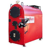 Промышленный пиролизный  котел длительного горения Ziehbart 130 с газификацией древесины