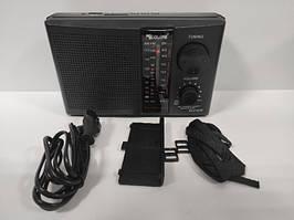 Радиоприёмник-колонка аккумуляторный Golon F18 MP3 USB SD Черный
