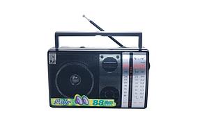 Радиоприёмник-Bluetooth колонка Golon RX-M70BT MP3 USB SD Черный
