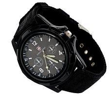 Часы наручные Swiss Army wanch EL-518/1743 Черный