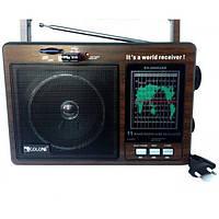 Радиоприёмник-колонка аккумуляторный Golon RX-9966 MP3 USB SD