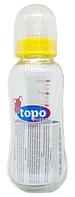 Пляшечка для годування 250 мл (скло), фото 1