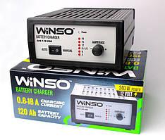 Зарядное устройство АКБ WINSO 12В, 18А (без амперметра)