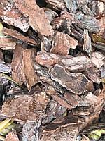 Кора соснова декоративна середня (3-7см) - 50л