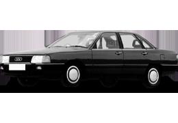 Спойлера для Audi (Ауди) 100/200 (C3) 1982-1991