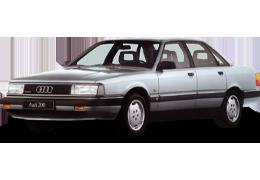 Спойлера для Audi (Ауди) 200 (C2) 1979-1982