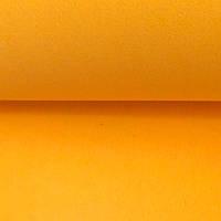 Фоамиран ТЕМНО-ЖЕЛТЫЙ, 50x50 см, 1 мм, Китай