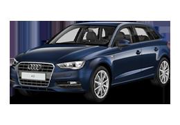 Спойлера для Audi (Ауди) A3 8Р 2003-2012