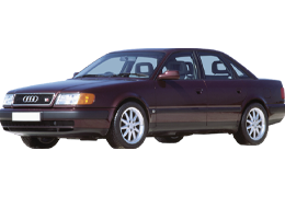 Спойлера для Audi (Ауди) A6 (C4/100) 1990-1997