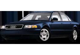 Спойлера для Audi (Ауди) A8/S8 D2 1994-2002