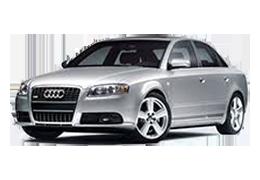 Спойлера для Audi (Ауди) A4 B7 2004-2007