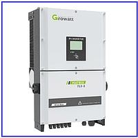 GROWATT 20000 TL3 S (20кВт 3-фазы 2 МРРТ) сетевой инвертор, фото 1