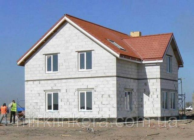 Дом из газоблока Стоунлайт