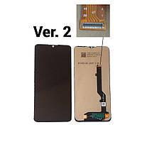 ZTE Blade 20 Smart дисплейный модуль (экран + тачскрин) Ver. 2