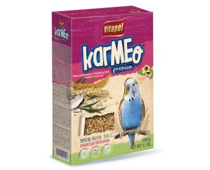 Премиум корм Vitapol Karmeo для попугаев 500г