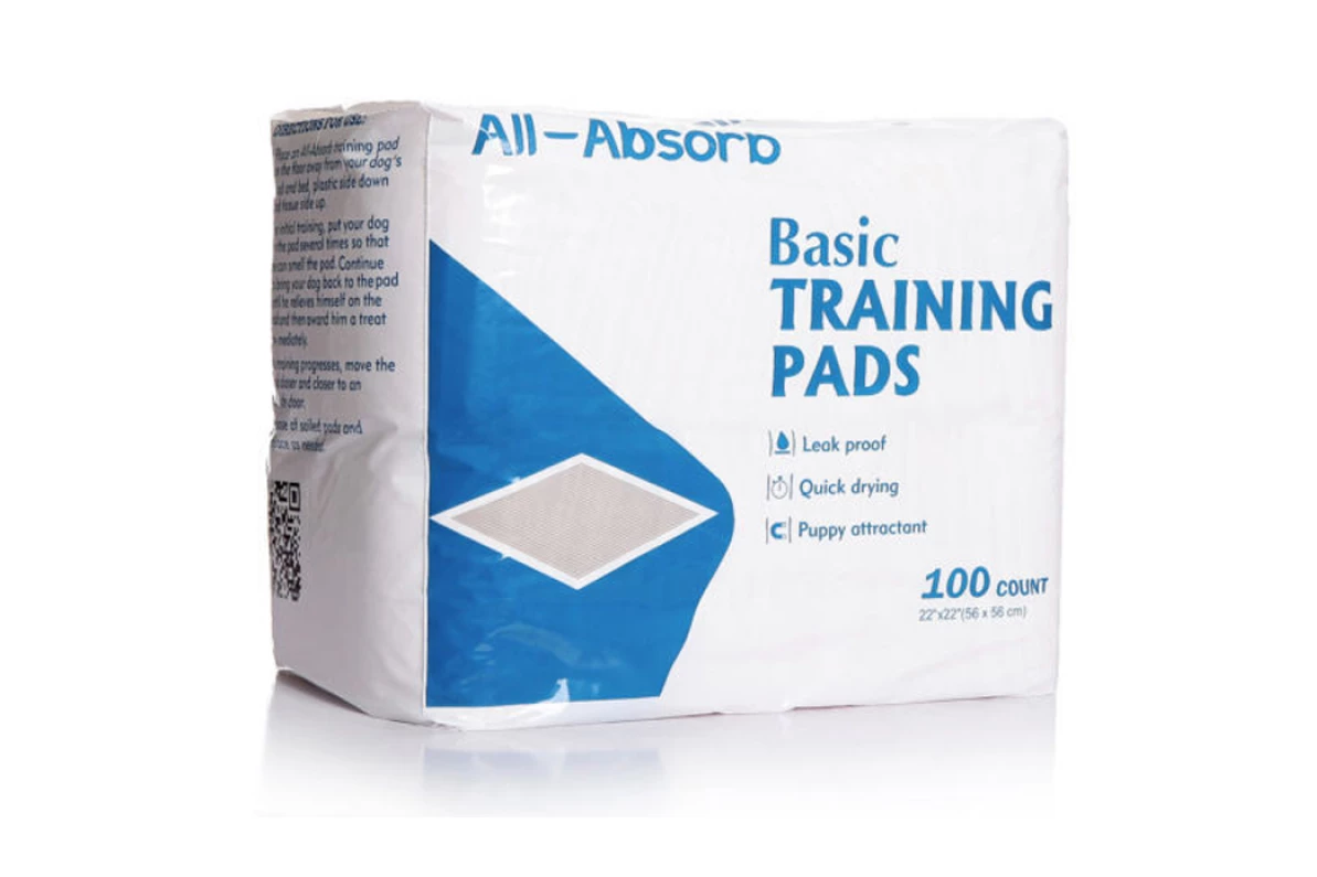 Пеленки All-Absorb Basic для собак 56х58 см 100 шт