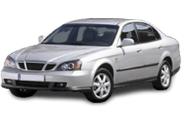 Спойлера для Chevrolet (Шевроле) Evanda 2000-2006