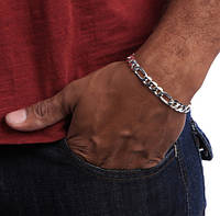 3 причини подарувати хлопцеві срібний браслет