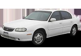 Спойлера для Chevrolet (Шевроле) Malibu 5 1997-2003