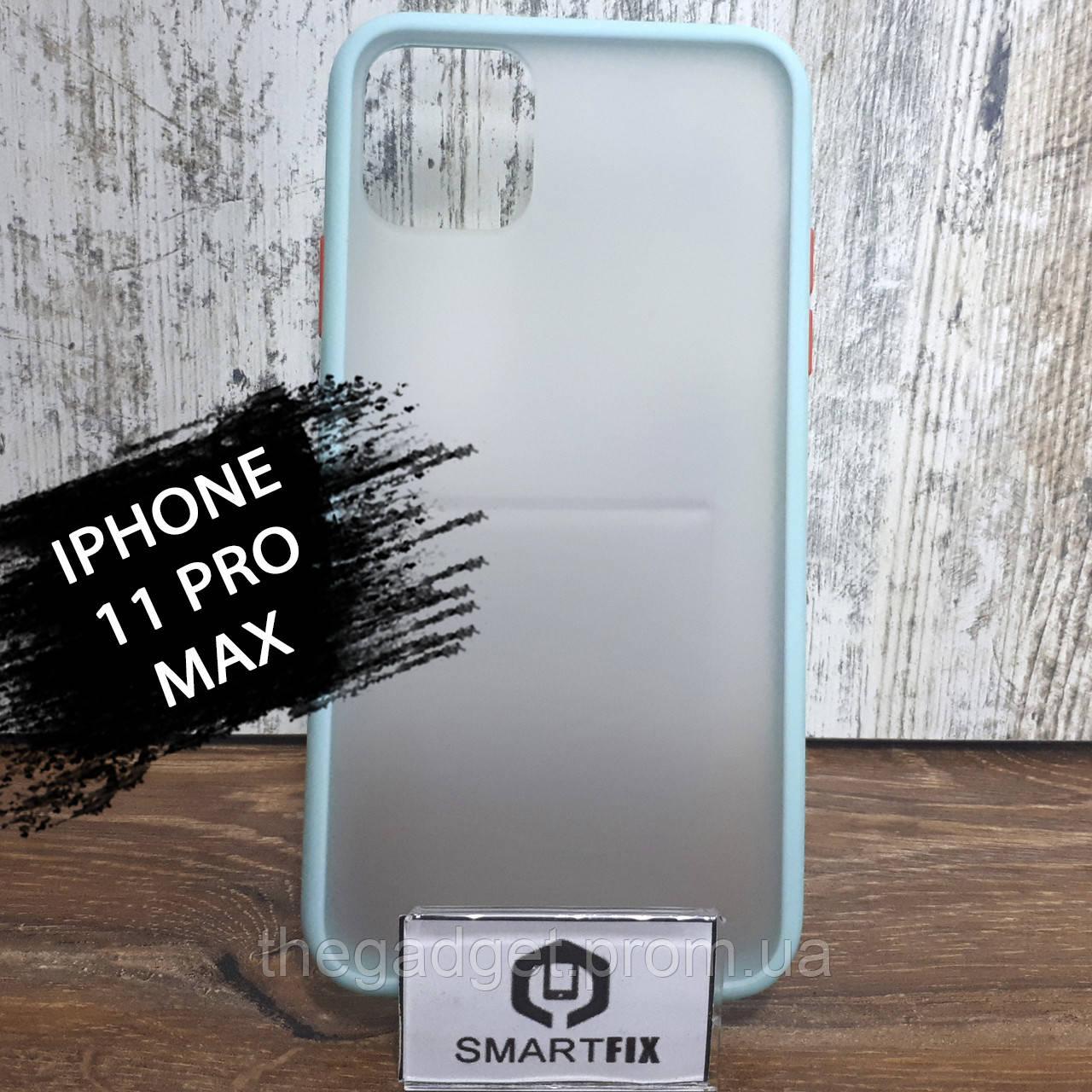 Силиконовый чехол для iPhone 11 Pro Max Goospery