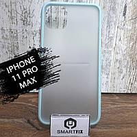 Силиконовый чехол для iPhone 11 Pro Max Goospery, фото 1