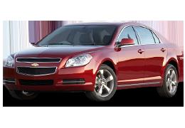 Спойлера для Chevrolet (Шевроле) Malibu 7 2008-2012